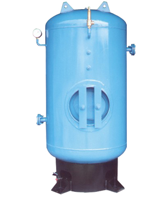 Air Receivers / Pressure Vessels Vertical and Horizontal
